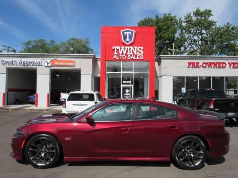 2020 Dodge Charger for sale at Twins Auto Sales Inc - Detroit in Detroit MI