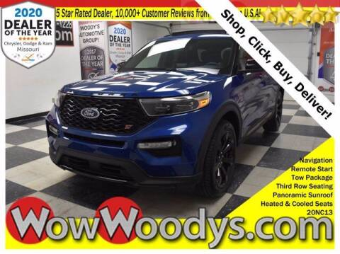 2020 Ford Explorer for sale at WOODY'S AUTOMOTIVE GROUP in Chillicothe MO