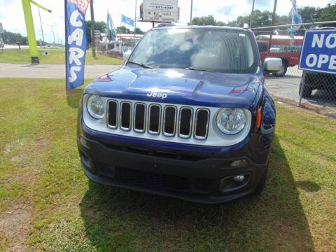 2017 Jeep Renegade for sale at Payday Motor Sales in Lakeland FL