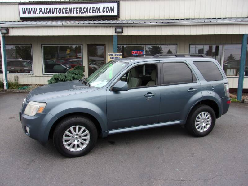 2011 Mercury Mariner for sale at PJ's Auto Center in Salem OR