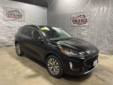 2020 Ford Escape for sale at GRAND AUTO SALES in Grand Island NE
