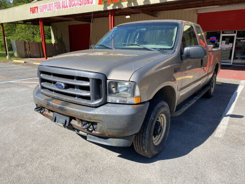 2004 Ford F-250 Super Duty for sale at Carlyle Kelly in Jacksonville FL