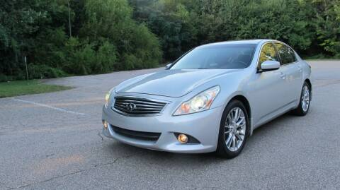 2013 Infiniti G37 Sedan for sale at Best Import Auto Sales Inc. in Raleigh NC