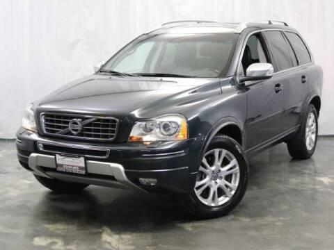 2014 Volvo XC90 for sale at United Auto Exchange in Addison IL