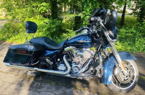 2012 Harley-Davidson® FLHX - Street Glide® for sale at Street Track n Trail in Conneaut Lake PA