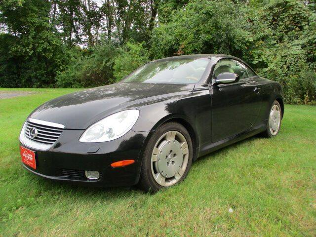 2003 Lexus SC 430 for sale at AUTO STOP INC. in Pelham NH