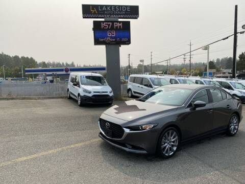 2019 Mazda Mazda3 Sedan for sale at Lakeside Auto in Lynnwood WA