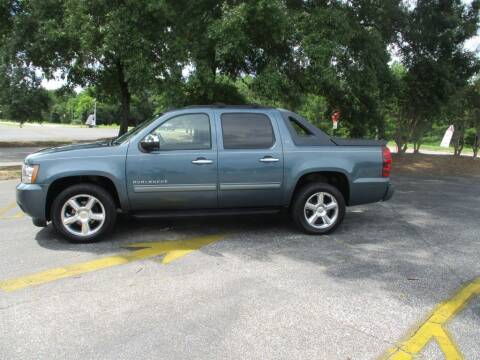 2012 Chevrolet Avalanche for sale at A & P Automotive in Montgomery AL