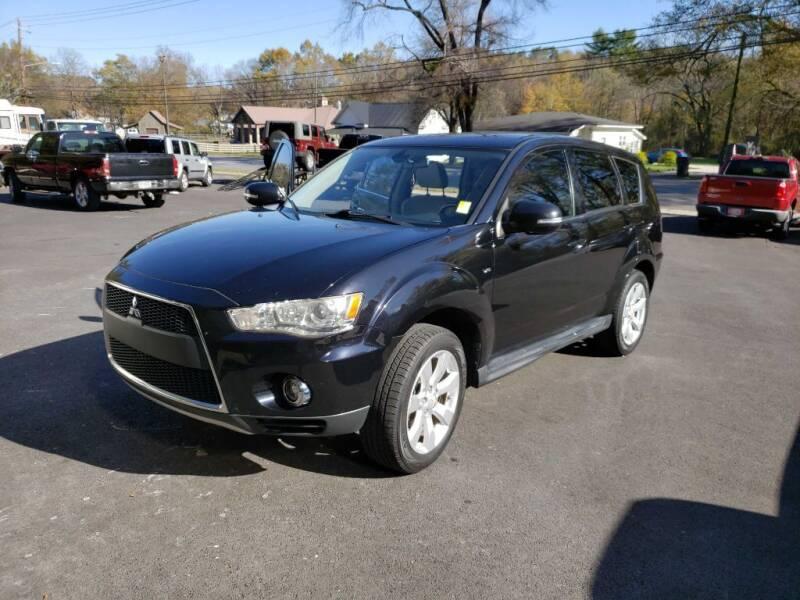 2012 Mitsubishi Outlander for sale at Curtis Lewis Motor Co in Rockmart GA