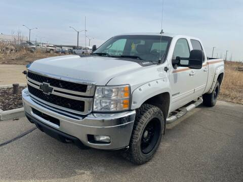 2011 Chevrolet Silverado 3500HD for sale at Truck Buyers in Magrath AB