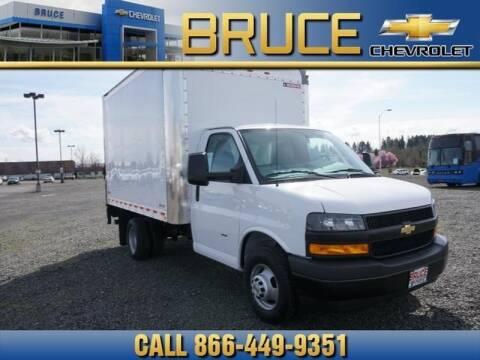 2018 Chevrolet Express Cutaway for sale at Medium Duty Trucks at Bruce Chevrolet in Hillsboro OR