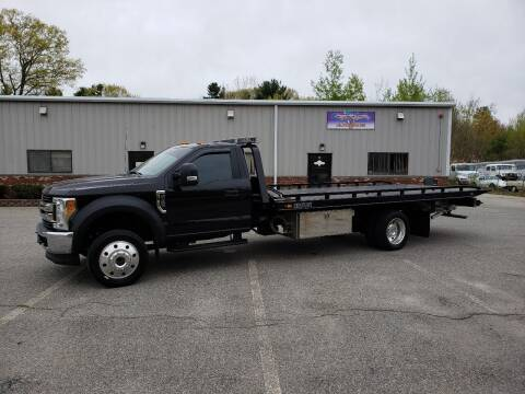 2017 Ford F-550 for sale at GRS Auto Sales and GRS Recovery in Hampstead NH