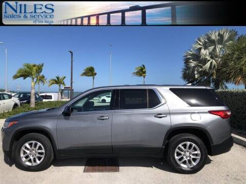 2018 Chevrolet Traverse for sale at Niles Sales and Service in Key West FL