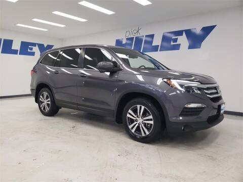 2017 Honda Pilot for sale at HILEY MAZDA VOLKSWAGEN of ARLINGTON in Arlington TX