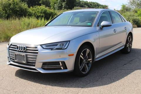 2018 Audi A4 for sale at Imotobank in Walpole MA
