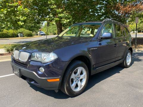 2007 BMW X3 for sale at Dreams Auto Group LLC in Sterling VA