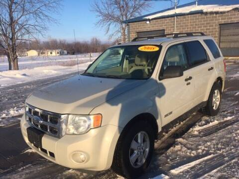 2008 Ford Escape for sale at Bam Motors in Dallas Center IA
