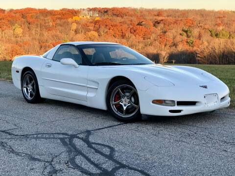 1998 Chevrolet Corvette for sale at York Motors in Canton CT