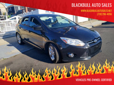 2012 Ford Focus for sale at Blackbull Auto Sales in Ozone Park NY