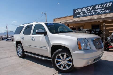 2014 GMC Yukon for sale at Beach Auto and RV Sales in Lake Havasu City AZ