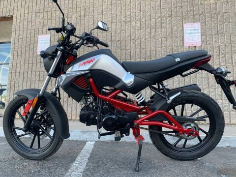 2020 Kymco K-Pipe 125 for sale at Chandler Powersports in Chandler AZ