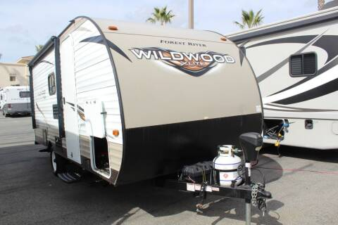 2019 Forest River Wildwood FSX 177BH for sale at Rancho Santa Margarita RV in Rancho Santa Margarita CA