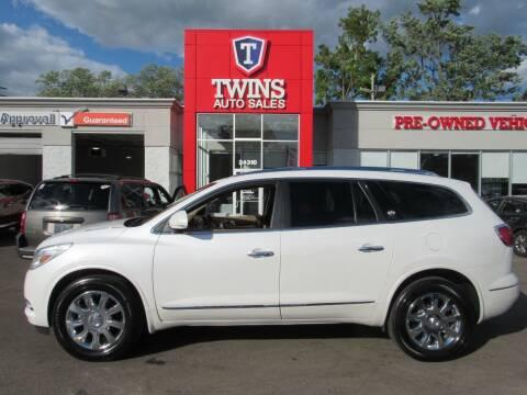 2017 Buick Enclave for sale at Twins Auto Sales Inc in Detroit MI