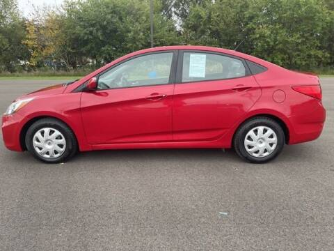 2017 Hyundai Accent for sale at Piehl Motors - PIEHL Chevrolet Buick Cadillac in Princeton IL