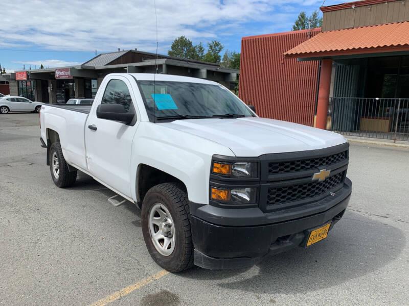 2014 Chevrolet Silverado 1500 for sale at Freedom Auto Sales in Anchorage AK