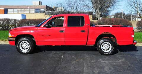 2000 Dodge Dakota for sale at Millevoi Bros. Auto Sales in Philadelphia PA