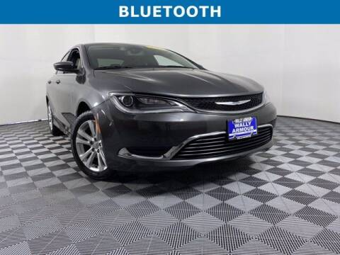 2015 Chrysler 200 for sale at GotJobNeedCar.com in Alliance OH