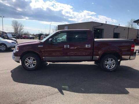 2004 Ford F-150 for sale at Crown Motor Inc in Grand Forks ND
