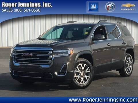 2020 GMC Acadia for sale at ROGER JENNINGS INC in Hillsboro IL