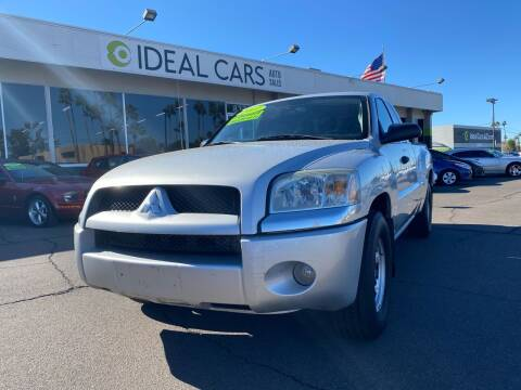 2007 Mitsubishi Raider for sale at Ideal Cars Apache Junction in Apache Junction AZ