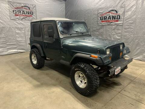 1994 Jeep Wrangler for sale at GRAND AUTO SALES in Grand Island NE