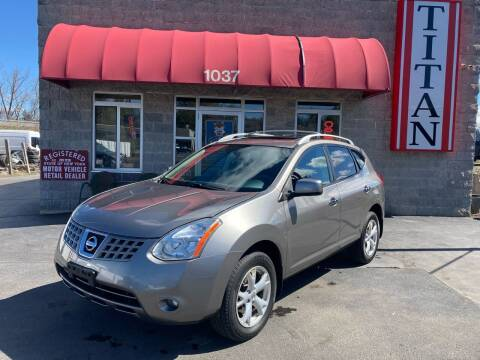 2010 Nissan Rogue for sale at Titan Auto Sales LLC in Albany NY