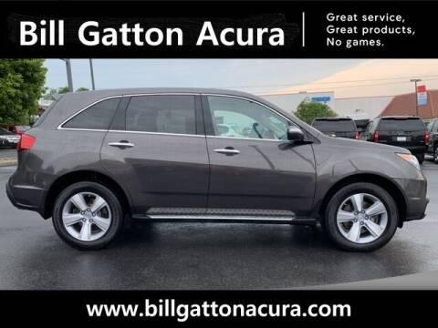 2012 Acura MDX for sale at Bill Gatton Used Cars - BILL GATTON ACURA MAZDA in Johnson City TN