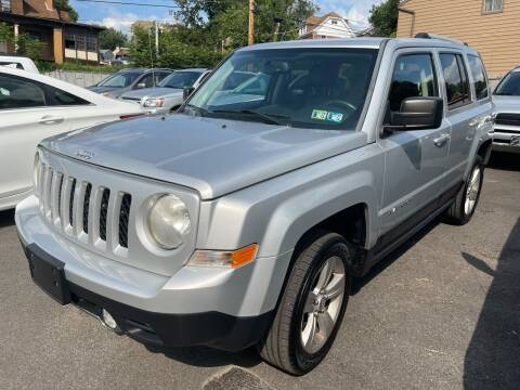 2012 Jeep Patriot for sale at Fellini Auto Sales & Service LLC in Pittsburgh PA