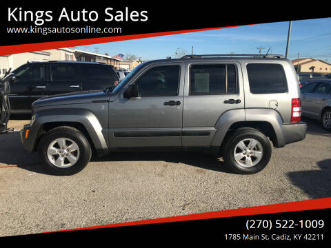 2012 Jeep Liberty for sale at Kings Auto Sales in Cadiz KY