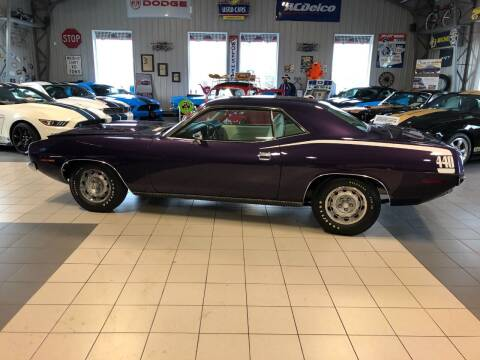 1970 Plymouth Barracuda for sale at Online Auto Connection in West Seneca NY