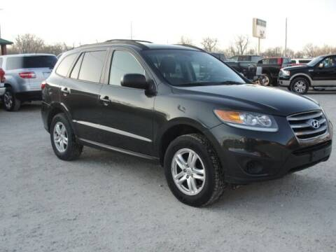 2012 Hyundai Santa Fe for sale at Frieling Auto Sales in Manhattan KS