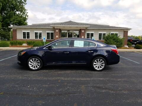 2016 Buick LaCrosse for sale at Pierce Automotive, Inc. in Antwerp OH