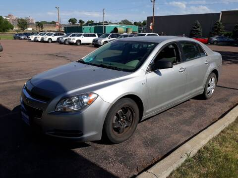 2008 Chevrolet Malibu for sale at Dakota Cars and Credit LLC in Sioux Falls SD