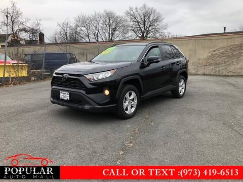2019 Toyota RAV4 for sale at Popular Auto Mall Inc in Newark NJ