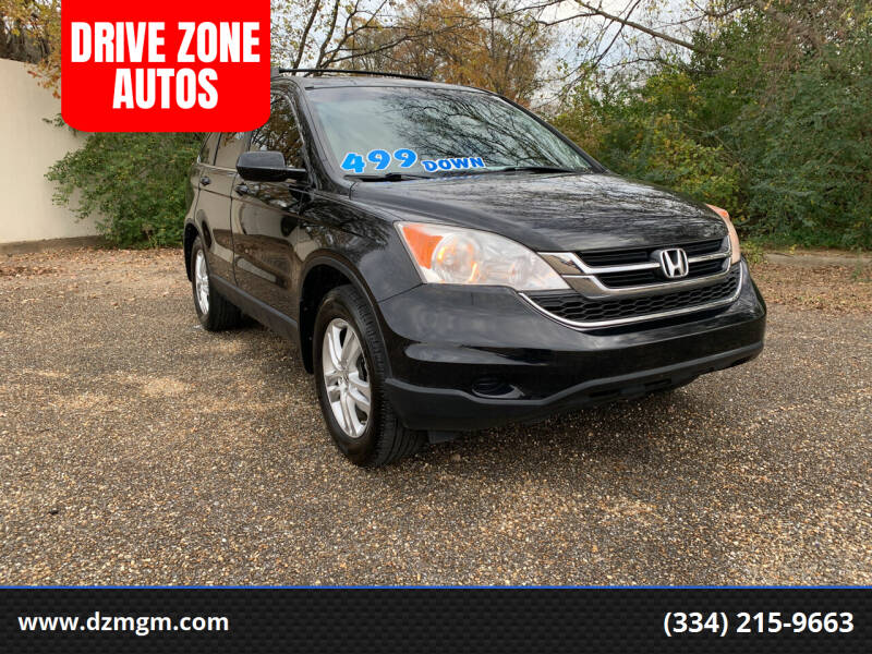 2011 Honda CR-V for sale at DRIVE ZONE AUTOS in Montgomery AL