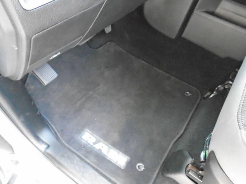 2014 RAM Ram Pickup 1500 4x4 Big Horn 4dr Quad Cab 6.3 ft. SB Pickup - Westminster MD