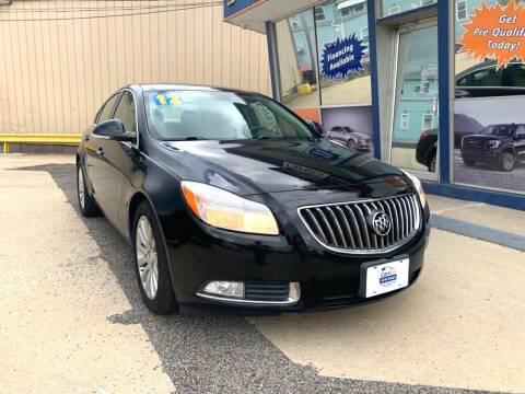2012 Buick Regal for sale at Carsko Auto Sales in Bartonville IL
