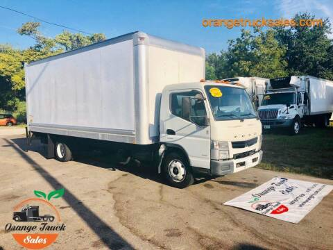 2013 Mitsubishi Fuso FEC92S for sale at Orange Truck Sales in Orlando FL