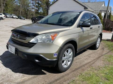 2009 Honda CR-V for sale at Williston Economy Motors in Williston VT