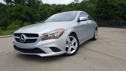2015 Mercedes-Benz CLA for sale at A & A IMPORTS OF TN in Madison TN